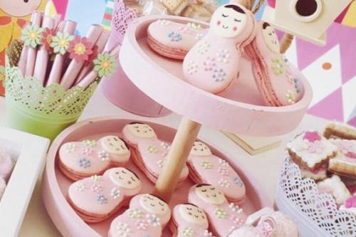 CEB Russian Dolls Macarons