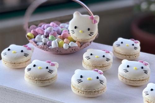 CEB Hello Kitty Macarons