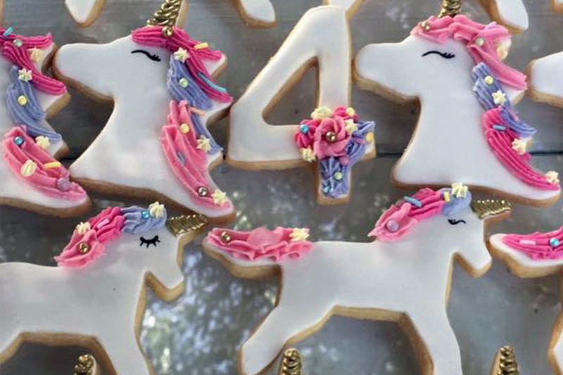 CEB Unicorn cookies